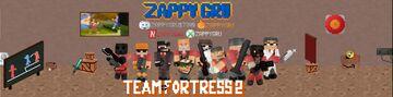 TF2 Banner, but It's in Minecraft Minecraft Blog