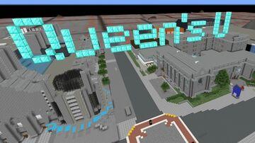 Queen's University campus recreated in Minecraft Minecraft Blog