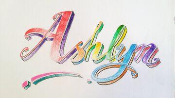 _+ Ashlyn Drawing +_ Minecraft Blog