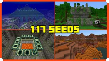 Minecraft Bedrock Edition 1.17 Seed #6 Minecraft Blog