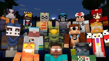 about me Minecraft Blog