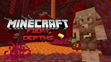 Minecraft : Fiery Depths Minecraft Blog