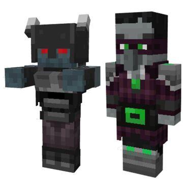 Grim Guardian and Solemn Giant (Minecraft Dungeons) Minecraft Blog