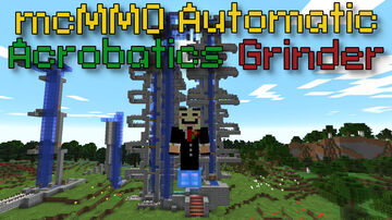 1.16.5 mcMMO Acrobatics Guide & Automatic Grinder Minecraft Blog