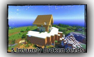5 insanely broken Minecraft seeds Minecraft Blog