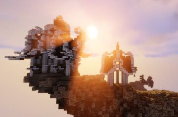 Elven Series - Let's Build | Elven house 1 Minecraft Blog