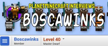 Planet Minecraft Interviews Boscawinks Minecraft Blog