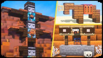 15+ Western Build Hack and Ideas Minecraft Blog