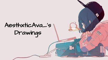 AesthxticAva_'s Drawings Minecraft Blog