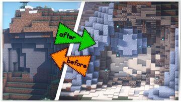 Minecraft | Ultimate Ice Prison Building Idea | How to Build a Ice Prison Tutorial Minecraft Blog