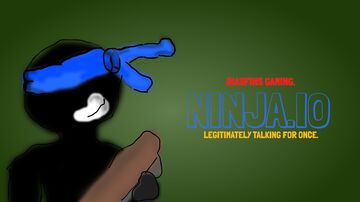 I TALKED. | Playing Ninja.io. Minecraft Blog