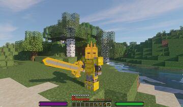 """The Bloodshed Update v2.0"" - Singeplayer/RPG Datapack Minecraft Data Pack"