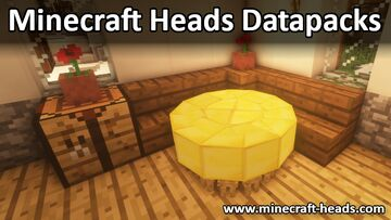 Moveable Plate Minecraft Data Pack