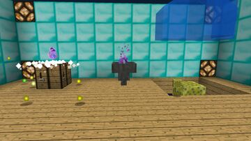 Minor Addons - ENDER HOPPERS,  XP EXTRACTOR , ALPHA SPONGES Minecraft Data Pack