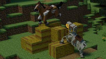Horsetastic [Datapack|1.15] Minecraft Data Pack