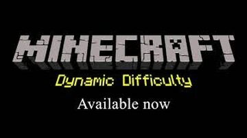 Shoe's Dynamic Difficulty Minecraft Data Pack
