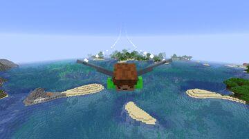 Elytra Trails Minecraft Data Pack