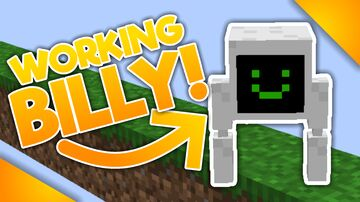 Billy from Karlson in Minecraft! Minecraft Data Pack