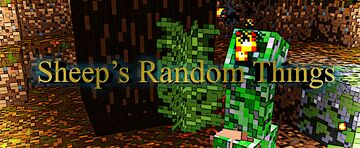 Sheep's Random Things v1.1.1 Minecraft Data Pack