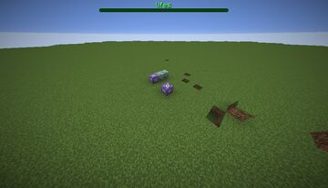 Auto respawn+ limited lifes Minecraft Data Pack