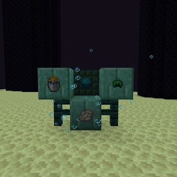 FishStacks' No Oxygen End Minecraft Data Pack