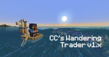 CC's Wandering Trader v1.0 Minecraft Data Pack