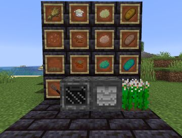 Better Bread Minecraft Data Pack