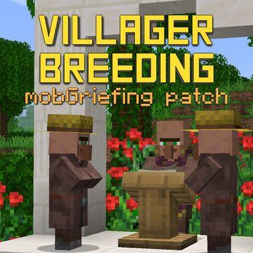 Villager Breeding mobGriefing Patch Minecraft Data Pack