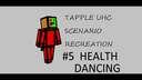 Tapple UHC Recreation #5 HEALTH DANCING Minecraft Data Pack
