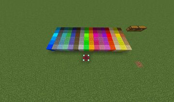 dyed planks for wolvez1987 Minecraft Data Pack