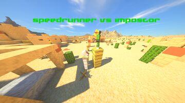 Speedrunners VS Impostor Minecraft Data Pack