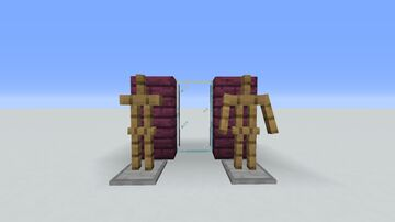 Amor Stands have arms datapack Minecraft Data Pack