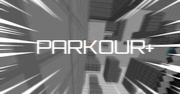 Parkour+ Minecraft Data Pack