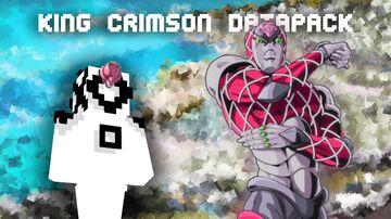 JoJo King Crimson (1.16.4/1.16.5 datapack) Minecraft Data Pack