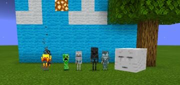More Baby Mobs [MCPE Addon] Minecraft Data Pack