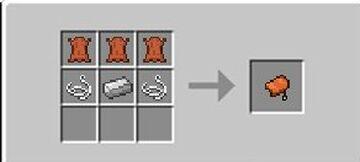 DereC's Craftable Saddles Minecraft Data Pack