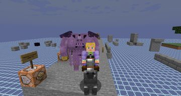 Tusk (From JJBA Part 7: Steel Ball Run) Minecraft Data Pack