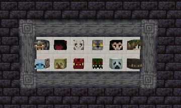 Become Creatures (Fantasy Creature Traits FULL RELEASE) Minecraft Data Pack