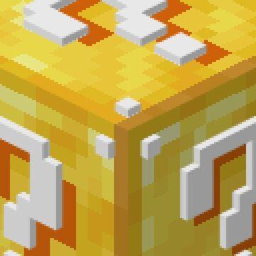Lucky Block Datapack v1.6.0 Minecraft Data Pack