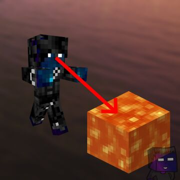 Look At Lava Minecraft Data Pack