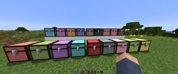 Chest/Item Transportation (Data Pack) Minecraft Data Pack