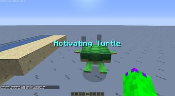Turtle Datapack Minecraft Data Pack