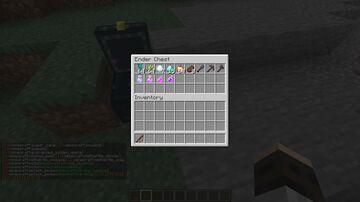 Seek Enderchest Datapack [v20w46a] Minecraft Data Pack