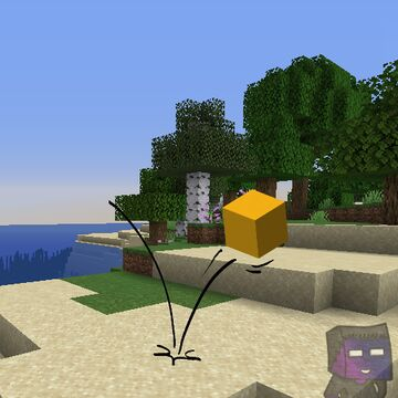 Bouncing Items Minecraft Data Pack