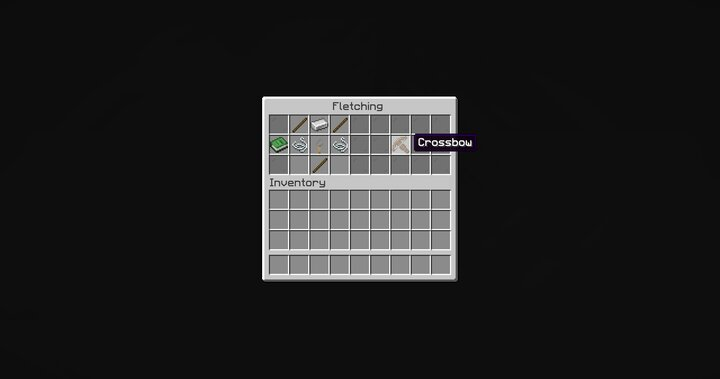Working Crafting GUI!