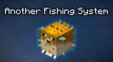Another Fishing Sytem Minecraft Data Pack