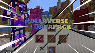 PollaVerse Datapack Minecraft Data Pack