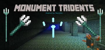 Monument Tridents Minecraft Data Pack
