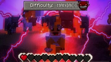 So I Created A New Difficulty MANIACO-HARDCORE / J'ai Recrée Une Difficulté! La MANIACO-HARDCORE ! Minecraft Data Pack