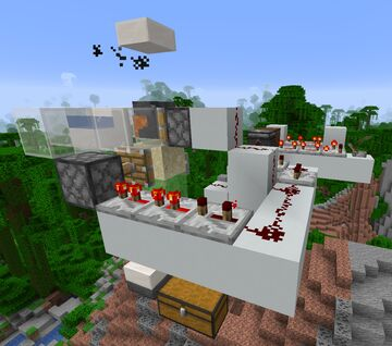 Anvil Sand Farming Minecraft Data Pack